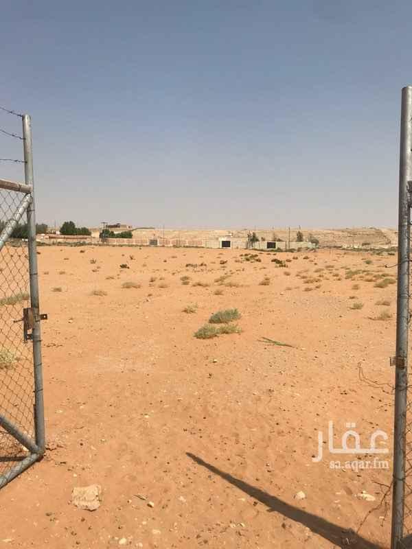 أرض للإيجار في طريق الملك سعود ، المزاحمية