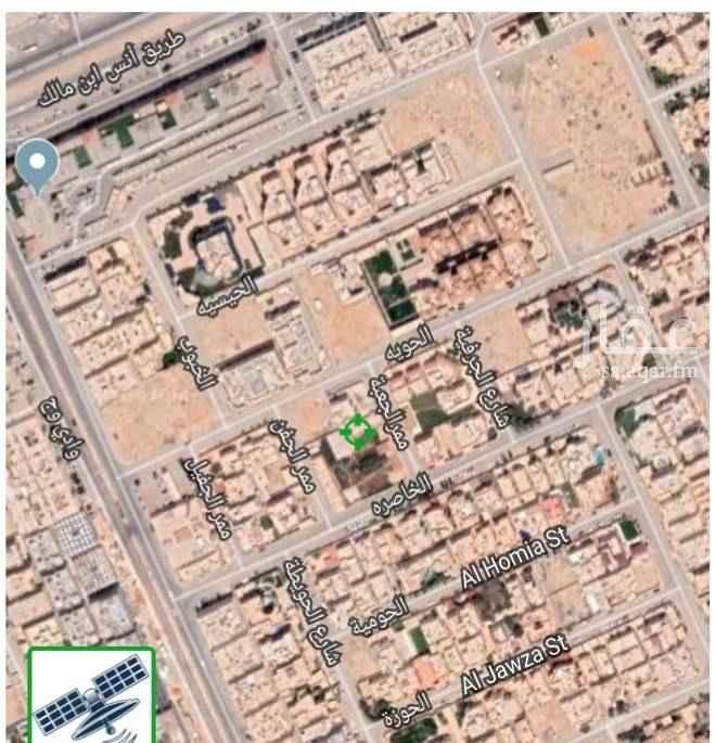 أرض للبيع في شارع وادي وج ، حي الملقا ، الرياض