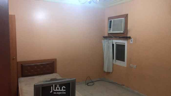 غرفة للإيجار في شارع الامير محمد بن فيصل بن تركي ، حي القدس ، الرياض