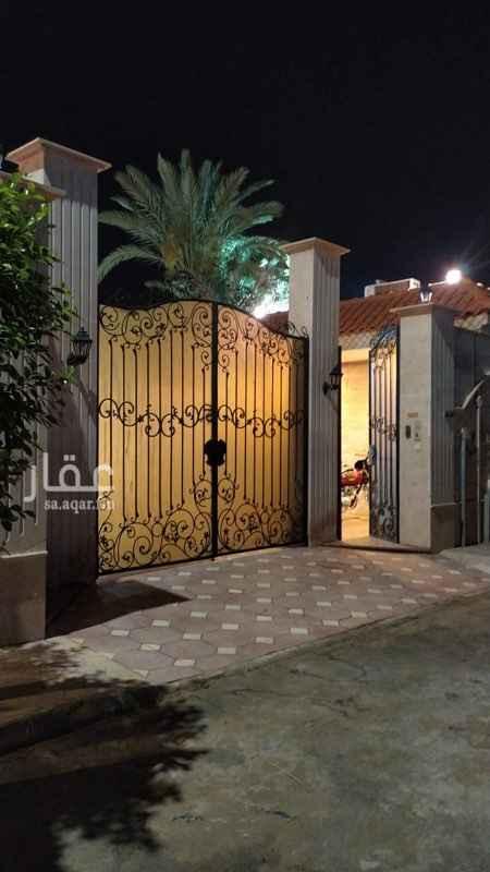 استراحة للإيجار في شارع علي الربيش ، حي ابحر الجنوبية ، جدة ، جدة