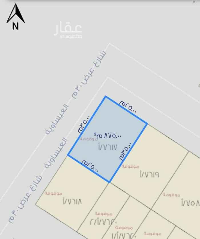 أرض للبيع في شارع الغريبة ، حي ظهرة لبن ، الرياض ، الرياض
