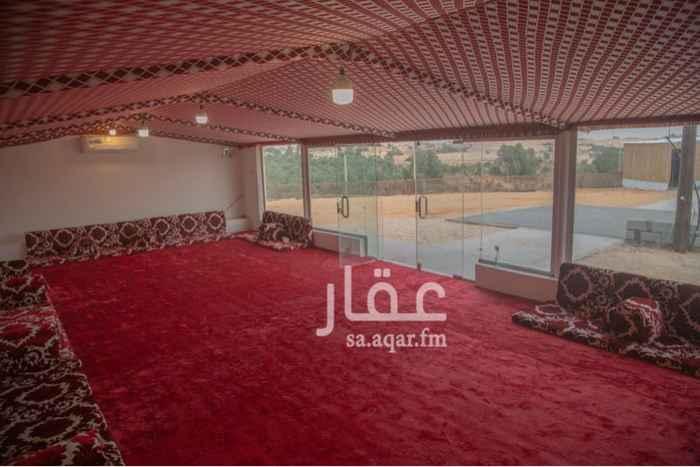 مخيم للإيجار في الطريق الدائري الغربي ، حي الدعيسة ، بريدة ، بريدة