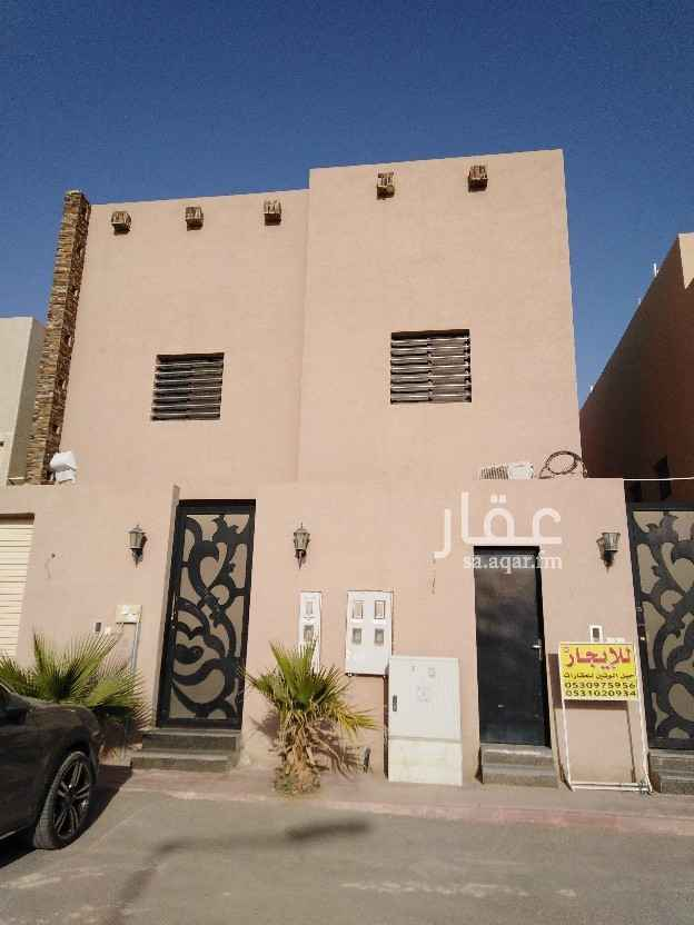 دور للإيجار في شارع النرجس ، حي الصحافة ، الرياض ، الرياض