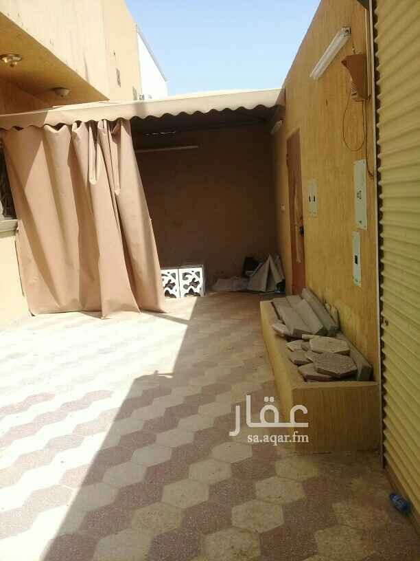 دور للإيجار في شارع الغمد ، حي السعادة ، الرياض ، الرياض