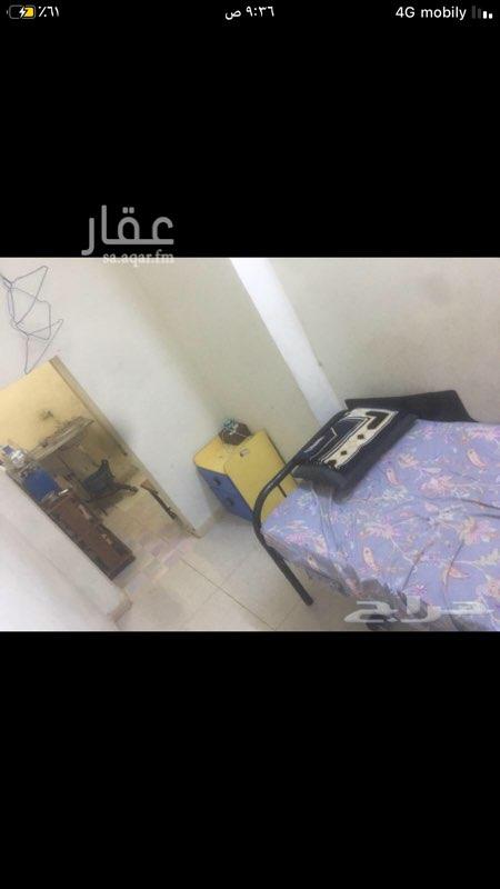 غرفة للإيجار في شارع أم المؤمنين صفية ، حي النسيم ، جدة ، جدة