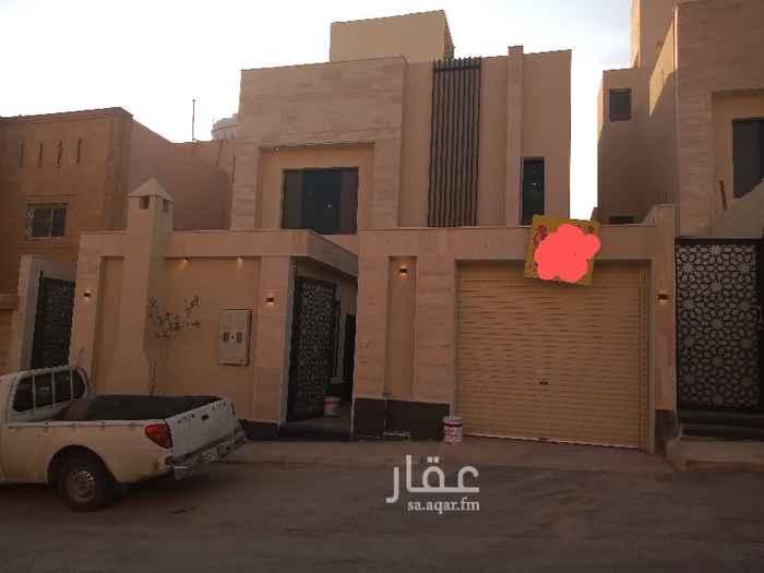 فيلا للبيع في شارع المقناس ، حي الحزم ، الرياض ، الرياض