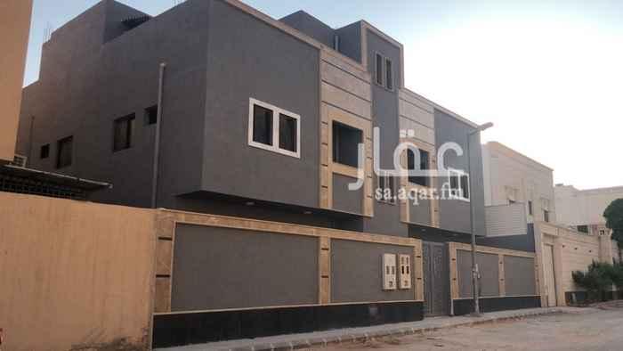 عمارة للإيجار في شارع روضة الخزرج ، حي ام الحمام الشرقي ، الرياض