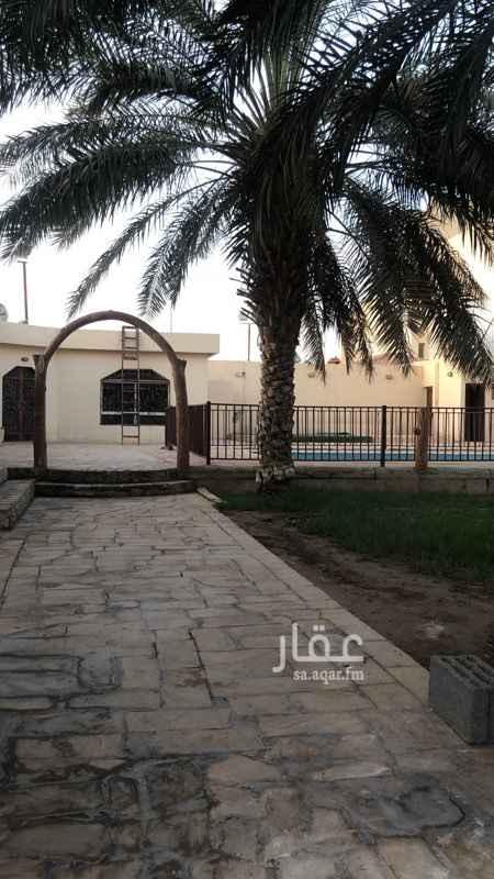 استراحة للإيجار في طريق الدمام ، حي المونسية ، الرياض