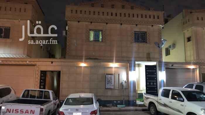 شقة للإيجار في شارع الحارث المخزومي ، حي اليرموك ، الرياض