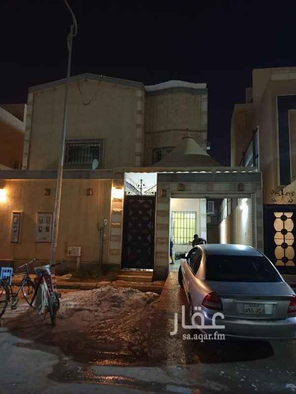 دور للإيجار في شارع إسماعيل الغالي ، حي المونسية ، الرياض ، الرياض