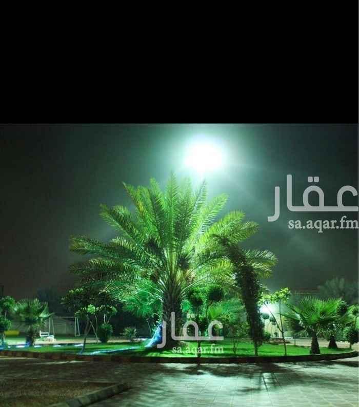 استراحة للبيع في شارع الفن ، حي الرمال ، الرياض ، الرياض