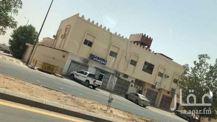 محل للإيجار في شارع اعشي بكر ، حي بدر ، الرياض