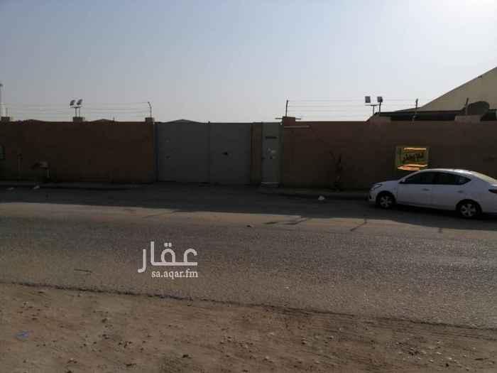 أرض للإيجار في حي السلي ، الرياض