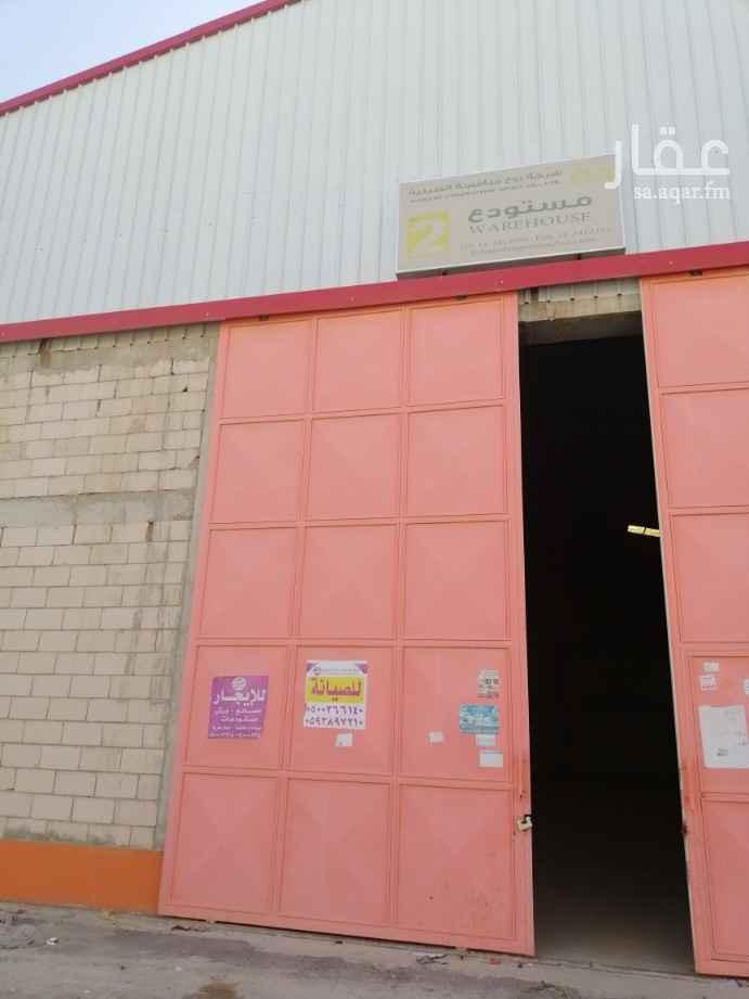 مستودع للإيجار في شارع المقنع ، الرياض ، الرياض