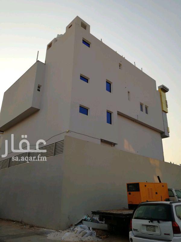 عمارة للإيجار في شارع الامير نواف بن عبدالعزيز ، حي أم الحمام الغربي ، الرياض