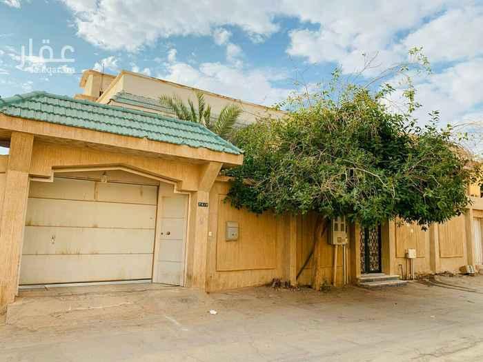 فيلا للبيع في شارع القرنة ، حي الملك فهد ، الرياض ، الرياض
