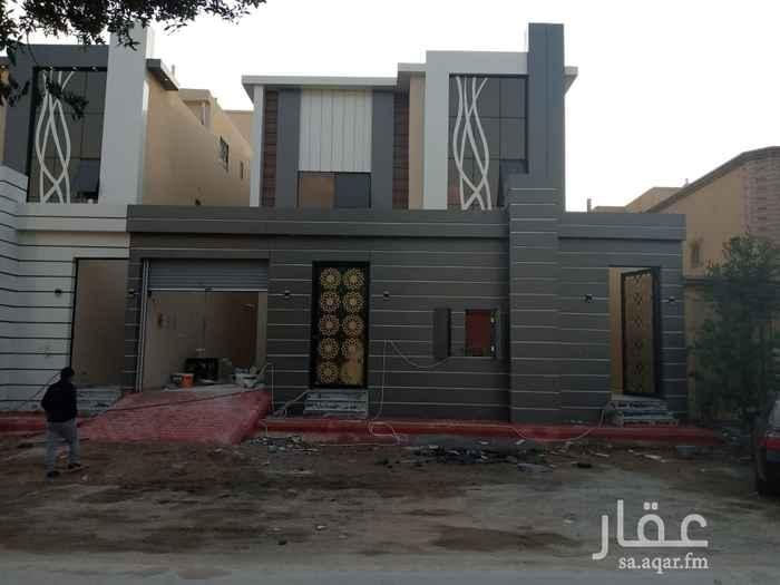 فيلا للبيع في شارع الحسن الطيبي ، حي العريجاء الغربية ، الرياض ، الرياض