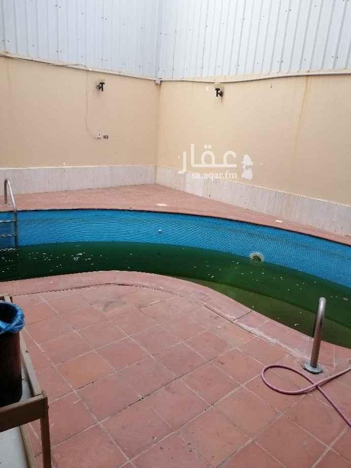 فيلا للإيجار في شارع عباد بن الاشيب ، حي النعيم ، جدة