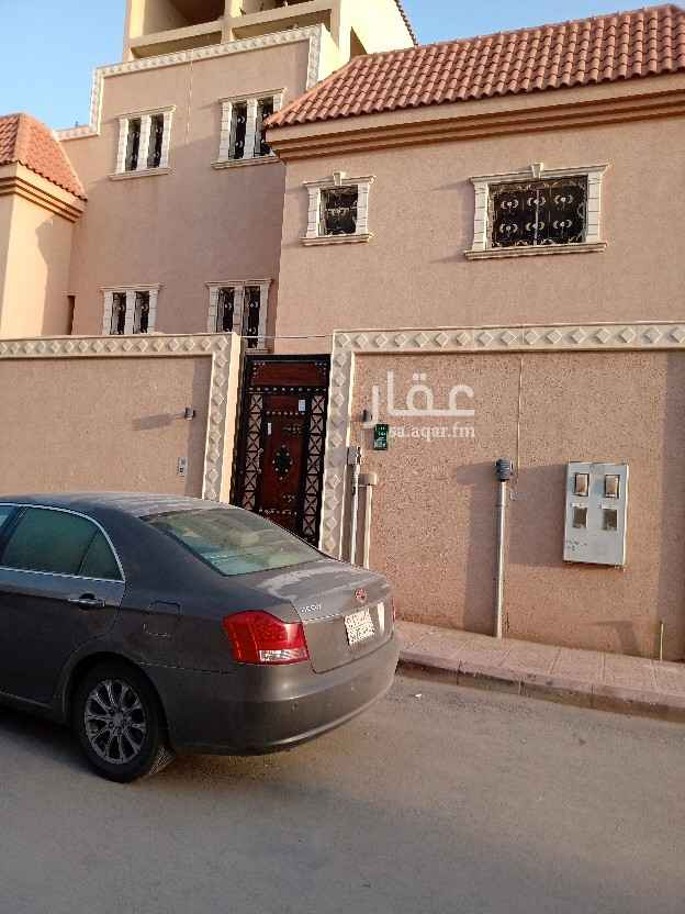 دور للإيجار في شارع الفواز ، حي الوادي ، الرياض ، الرياض