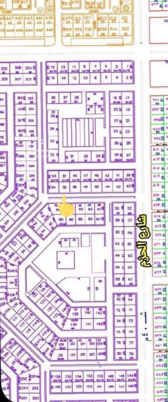 أرض للبيع في شارع الخوارزمي ، حي المطار ، المجمعة ، المجمعة