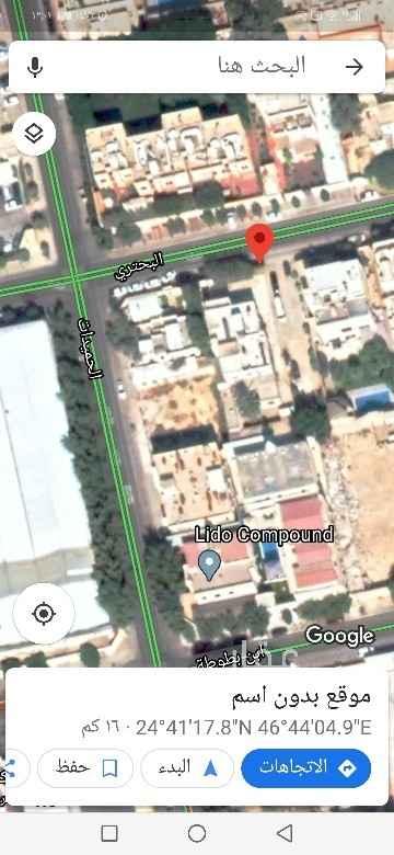 أرض للبيع في شارع البحتري ، حي الربوة ، الرياض ، الرياض