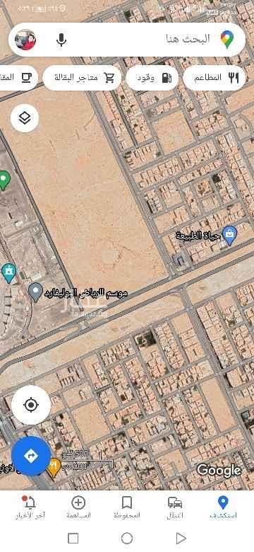 أرض للبيع في شارع ابي علي الجمال ، حي حطين ، الرياض ، الرياض
