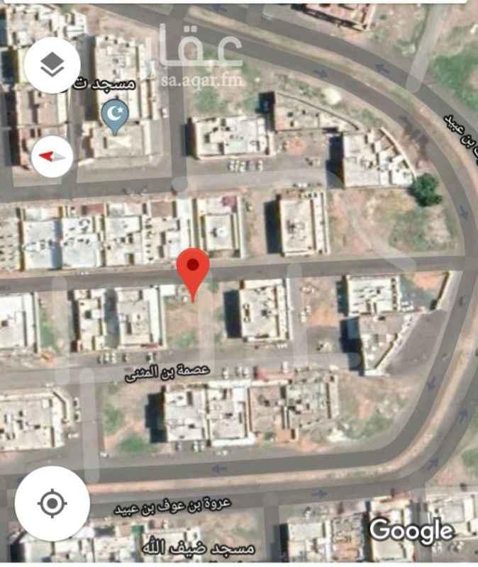 أرض للبيع في شارع عروة بن معتب الأنصاري ، حي السكة الحديد ، المدينة المنورة