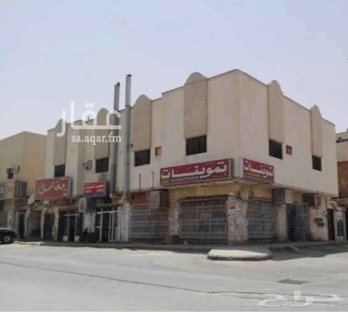 عمارة للبيع في شارع سفيان بن عوف ، حي العزيزية ، الرياض