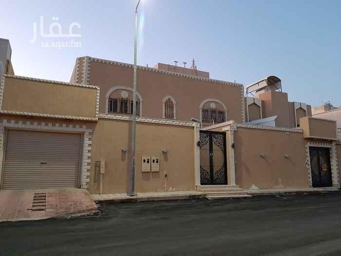 فيلا للإيجار في شارع ابن طولون ، حي الشفا ، الرياض