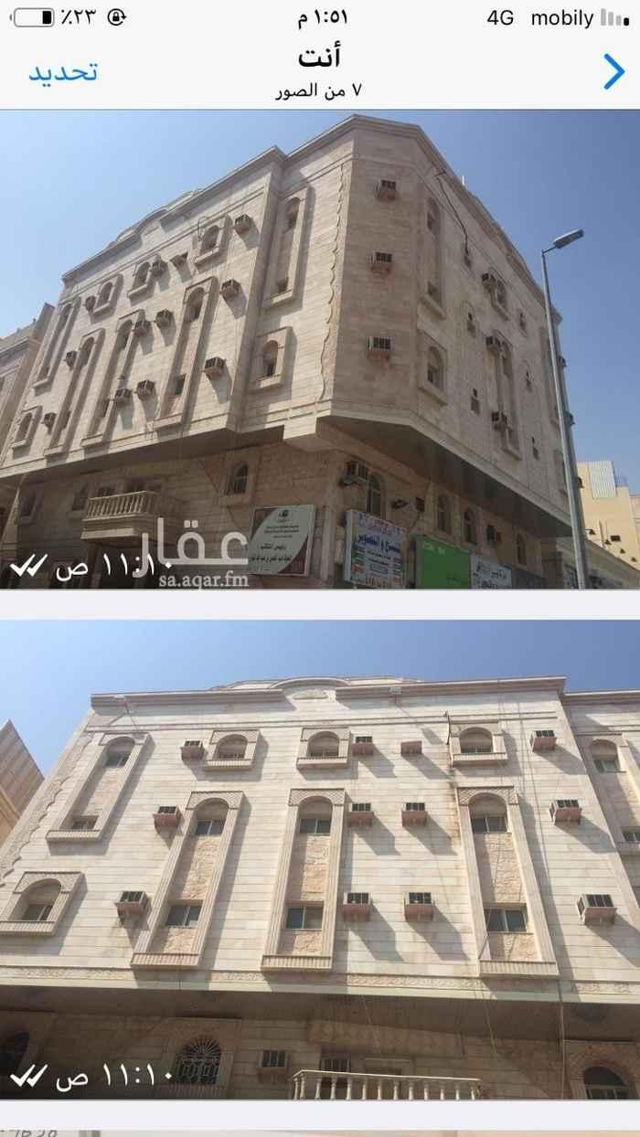 مكتب تجاري للإيجار في شارع ابو سعيد الخدري ، حي الشوقية ، مكة ، مكة المكرمة