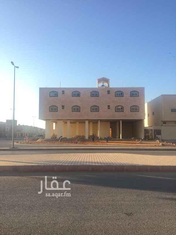 عمارة للإيجار في حي المهندسين ، الدلم