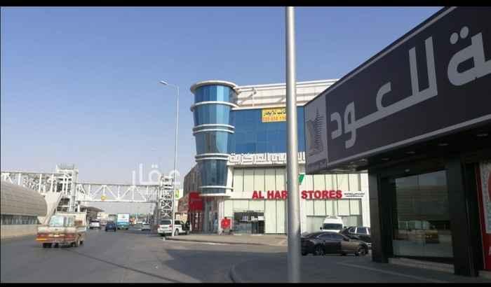 مكتب تجاري للإيجار في طريق الخرج ، حي المنصورة ، الرياض ، الرياض