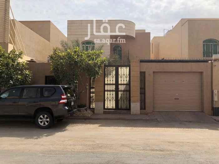 فيلا للبيع في شارع يحيى بن عمر اللمتوني ، حي الملك فهد ، الرياض