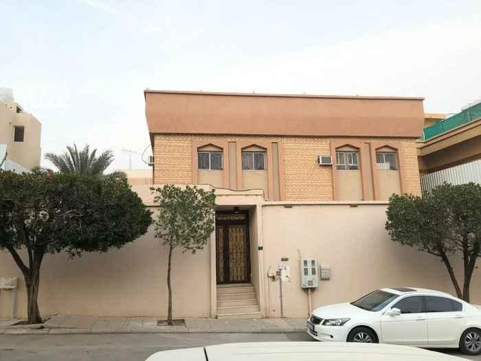 فيلا للبيع في شارع علي بن فارس ، حي ظهرة البديعة ، الرياض ، الرياض