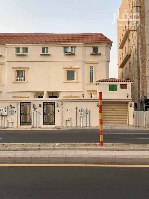 فيلا للإيجار في شارع فهد بن زعير ، حي الزهراء ، جدة ، جدة