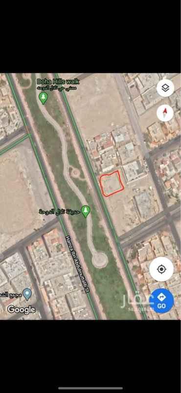 أرض للبيع في شارع حمزة بن عبدالمطلب ، حي القصور ، الظهران ، الدمام