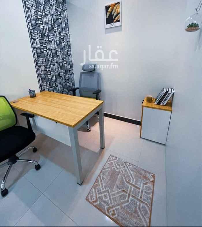 مكتب تجاري للإيجار في شارع الأماسي ، حي الملقا ، الرياض ، الرياض