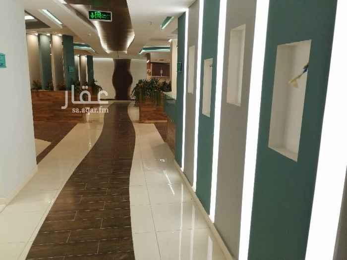مكتب تجاري للإيجار في شارع احمد الحموي ، حي النعيم ، جدة