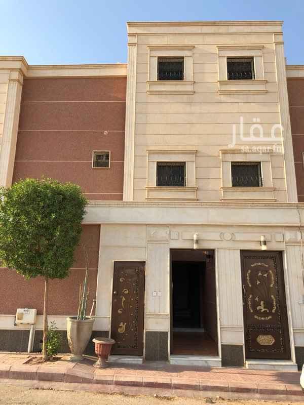 دور للإيجار في شارع القليب ، حي الوادي ، الرياض