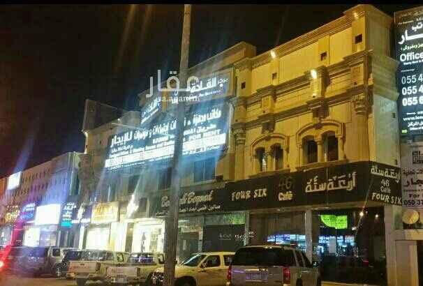 مكتب تجاري للإيجار في طريق الملك فهد الفرعي ، حي العليا ، الرياض
