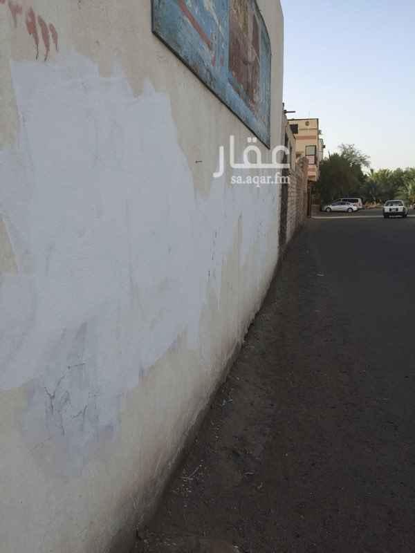 أرض للبيع في شارع ابو جبير الغفارى ، حي الشريبات ، المدينة المنورة