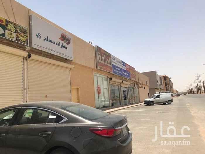 محل للبيع في طريق الشيخ حسن بن حسين بن علي ، حي قرطبة ، الرياض ، الرياض