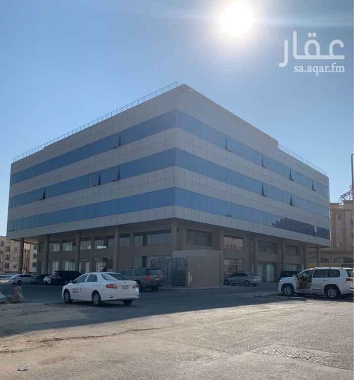 مكتب تجاري للإيجار في شارع اليرموك ، حي العليا ، الخبر