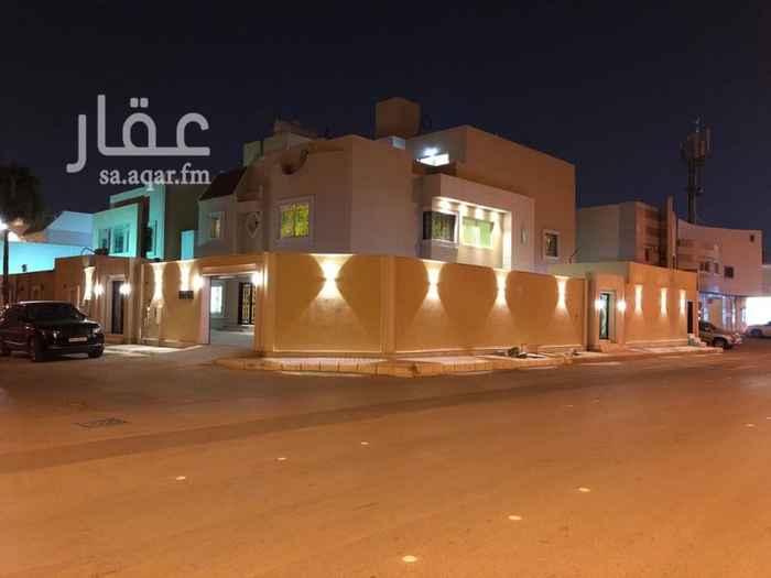 فيلا للبيع في شارع الصحراء الكبرى ، حي الغدير ، الرياض ، الرياض
