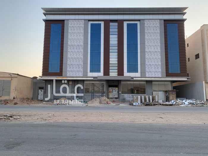 عمارة للإيجار في حي القيروان ، الرياض