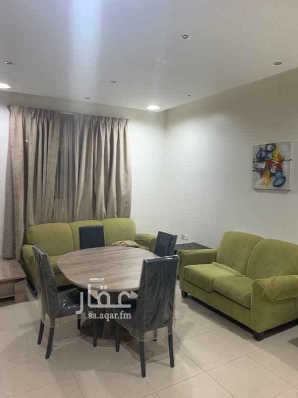 شقة للإيجار في شارع جبل الزيتون ، حي النخيل ، الرياض