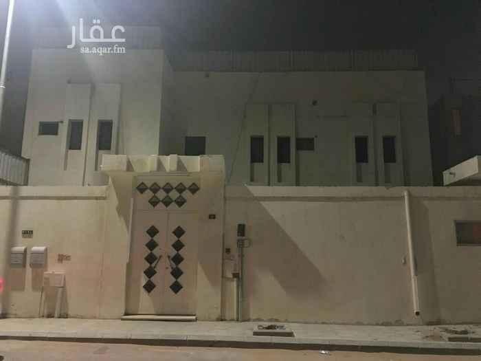 دور للإيجار في شارع المبارك بن طاهر ، حي الربوة ، الرياض ، الرياض