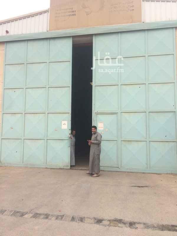 مستودع للإيجار في شارع اسطنبول, المشاعل, الرياض
