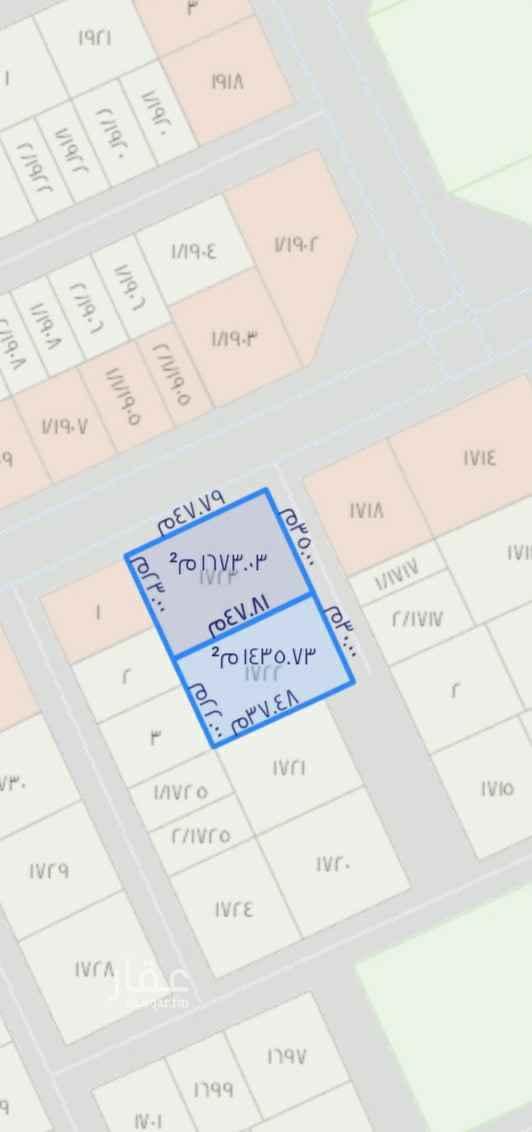 أرض للبيع في شارع جبل المكبر ، حي الصحافة ، الرياض ، الرياض