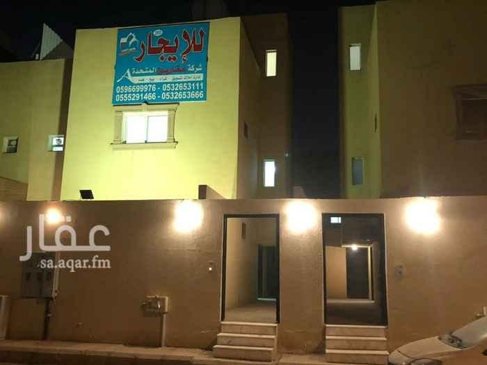 شقة للإيجار في شارع الخبوب ، حي النهضة ، الرياض